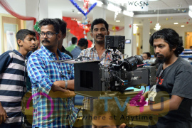 Classy Stills Of The First Look Of Kalavu Movie Released By Venkat Prabhu Tamil Gallery
