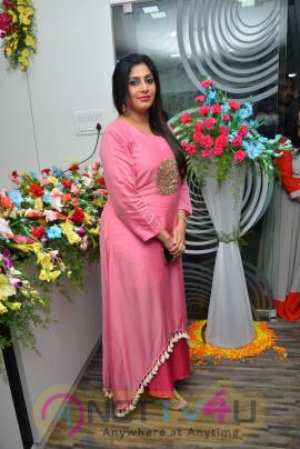 Actress Anupama Parameshwaran Inaugurates ABC Clinic At Banjara Hills Stills