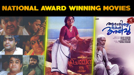 11 National Award Winning Malayalam Movies