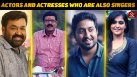 Top 10 Malayalam Actors And Actresses Who Are Also Singers