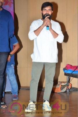 Actor Varun Tej Celebrates Ram Charan Birthday Grand Pics Telugu Gallery
