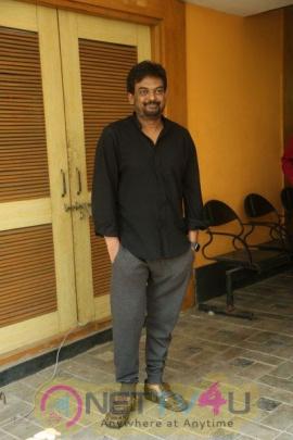 Puri Jagannadh New Exclusively Interview Stills
