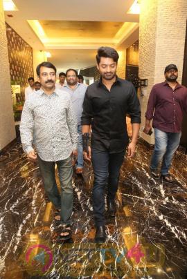 MLA Movie Success Meet Telugu Gallery