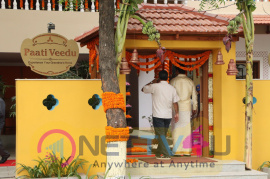 Actor Sivakumar Launch Paati Veedu Hotel Images