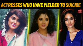 Indian Female Actresses Who Have Yielded To Suicide