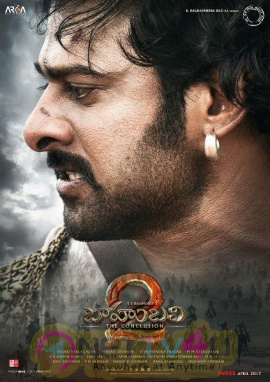Baahubali 2 Stunning Photo And Poster Telugu Gallery