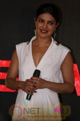 Priyanka Chopra At PC Of Summer Most Awaited Film Baywatch Hindi Gallery