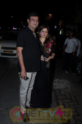 Priyanka Chopra Host Success Party Of Film Ventilator