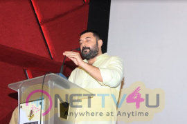 Bhaskar Oru Rascal Movie Press Meet Stills  Tamil Gallery