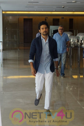 Rajeev Khandelwal Came To The Launch Event Of JuzzBaatt