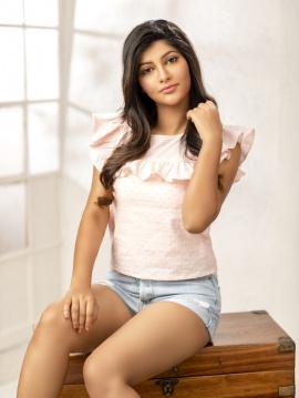 Actress Rohini Munjal Charming Stills