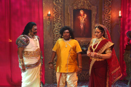 Dharmaprabhu Movie Images