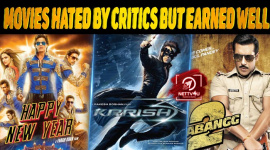 10 Bollywood Movies Hated By Critics But Earned Well