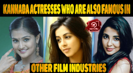 Kannada Actresses Who Are Also Famous In Other Film Industries
