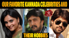 Our Favorite Kannada Celebrities And Their Hobbies