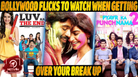 Top 10 Bollywood Flicks To Watch When Getting Over Your Break Up