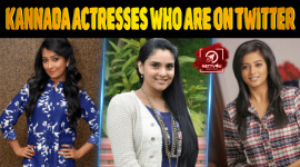 Top Kannada Actresses Who Are On Twitter