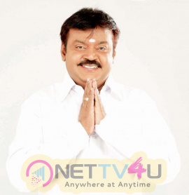 Actor Vijayakanth Good Looking Images