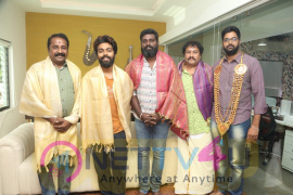 Adangathey Movie Dubbing Started Pics Tamil Gallery