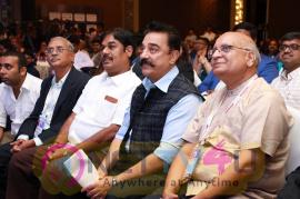 Kamal Haasan Will Deliver The Keynote Address Nasscom Hr Summit 2018 Stills Tamil Gallery