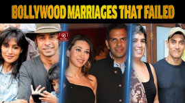 Bollywood Marriages That Failed