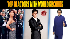 Top 10 Actors With World Records