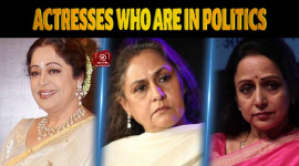 Top 10 Bollywood Actresses Who Are In Politics