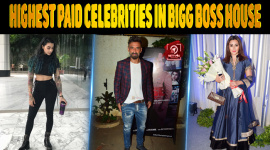 Top 10 Highest Paid Celebrities In Bigg Boss House