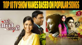 Top 10 TV Show Names Based On Popular Songs