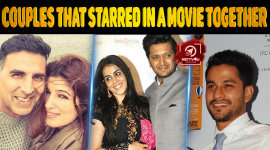 Top Ten Bollywood Couples That Starred In A Movie Together