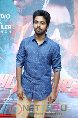 Adangathey Movie Audio And Trailer Launch Photos