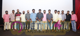 Merku Thodarchi Malai Movie Thanks Meet Images