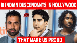 10 Indian Descendants In Hollywood That Make Us Proud
