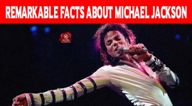 10 Remarkable Facts About Michael Jackson