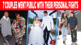 7 Couples Who Went Public With Their Personal Fights