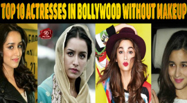 Top 10 Actresses In Bollywood Without Makeup 2016