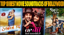 Top 10 Best Movie Soundtracks Of Bollywood In 2015-2016