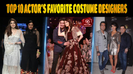 Top 10 Bollywood Actor's Favorite Costume Designers