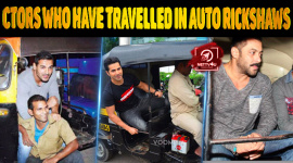 Top 10 Bollywood Actors Who Have Travelled In Local Auto Rickshaws!!