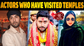 Top 10 Bollywood Actors Who Have Visited Temples And Have Been Captured By Media!!