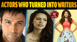Top 10 Bollywood Actors Who Turned Into Writers!!