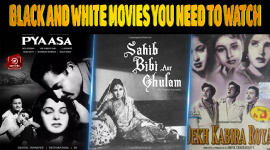 Top 10 Bollywood Black And White Movies You Need To Watch Now