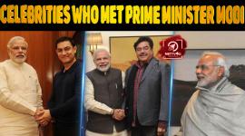 Top 10 Bollywood Celebrities Who Met Prime Minister Narendra Modi