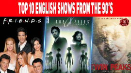 Top 10 English Shows From The 90's