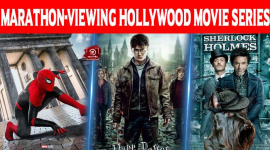 Top 10 Marathon-Viewing Hollywood Movie Series