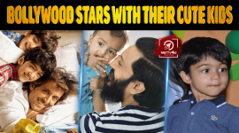 Top 10 Pictures Of Bollywood Stars With Their Cute Kids