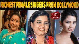 Top 10 Richest Female Singers From Bollywood