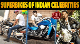 Top 10 SuperBikes Of Indian Celebrities