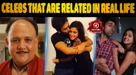 Top 10 TV Celebs That Are Related In Real Life
