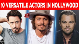 Top 10 Versatile Actors In Hollywood